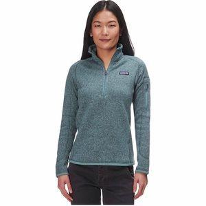 Patagonia Women's Better Sweater® 1/4-Zip Fleece